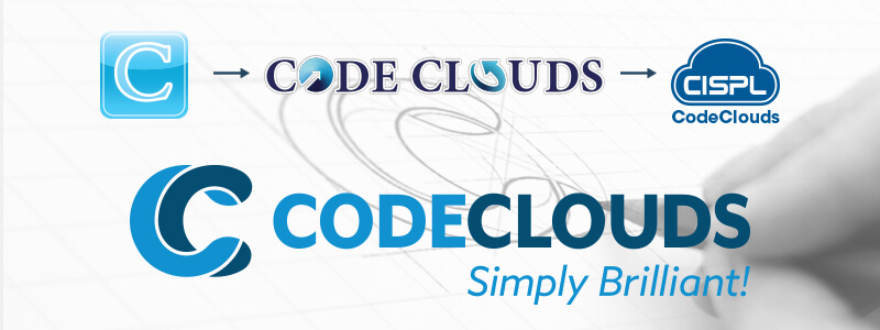 CodeClouds New Logo